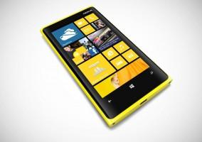 Nokia Lumia 920 - La pantalla más rápida del mundo