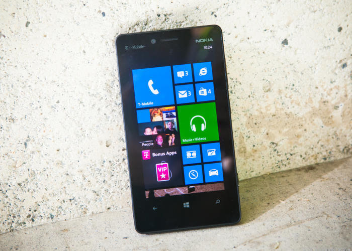 Windows Phone 8 Gmail