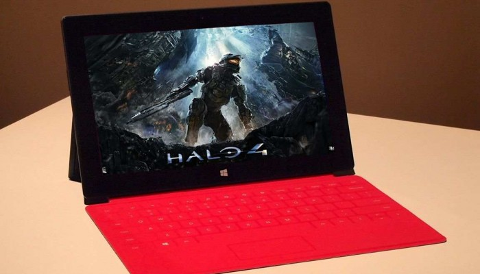 Surface Xbox