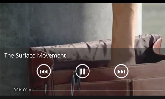 Aplicacion youtube windows phone 8 captura