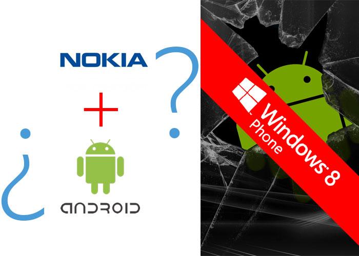 Nokia no fabricará dispositivos con Android