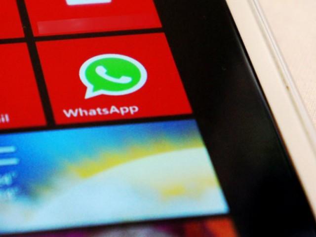 WhatsApp will no longer work on Windows phones