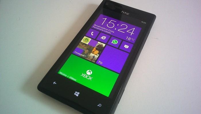 El smartphone estrella de HTC