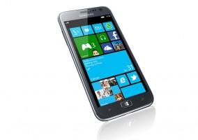 Samsung ATIV S - Vista frontal