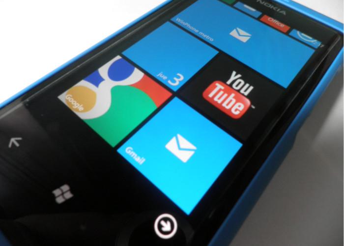 Aplicaciones Google en Windows Phone