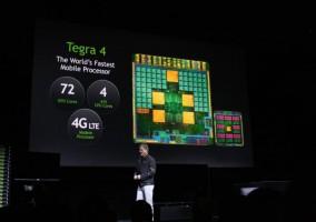 Nvidia presenta en el CES su nuevo procesador Tegra 4