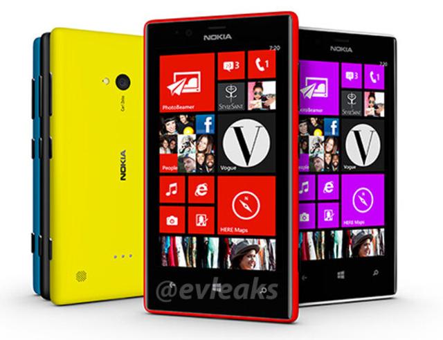 Nuevo terminal de gama media de Nokia