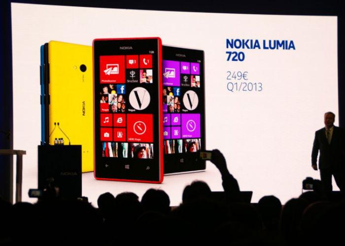 Lumia 720 portada