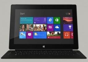 Escasa capacidad de almacenamiento del Microsoft Surface Pro