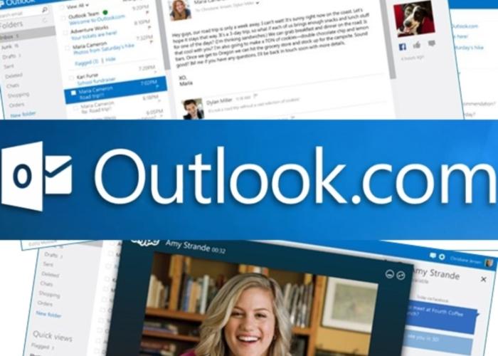 Servicio de Outlook