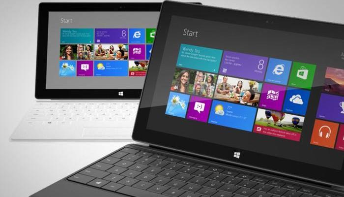 Microsoft Surface Pro con Windows 8 Pro