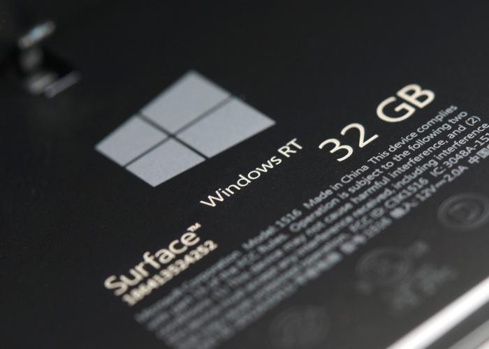 No se lanzarán nuevos dispositivos con Windows RT