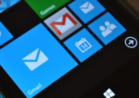 Gmail en Windows Phone