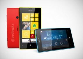 Nokia 720 y 520, imágenes filtradas
