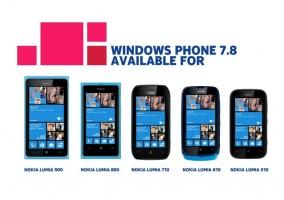 nokia actualizacion windows phone 7.8
