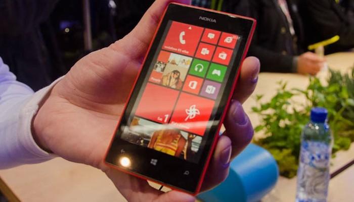 Nokia Lumia 520 - principal