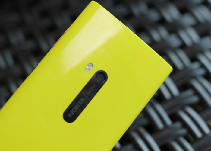 Camara Nokia Lumia 920