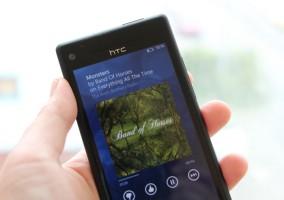 Pandora Windows Phone 8