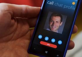 Skype actualizacion windows phone 8