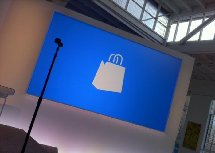 Tienda de apps de Windows 8
