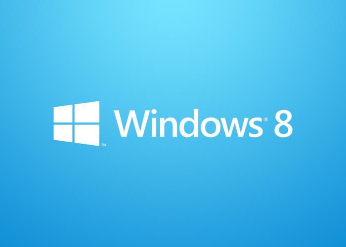 Filtración de una nueva versión de Windows 8