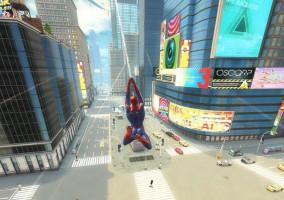 Captura de The Amazing Spiderman