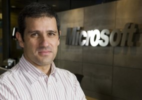 Jesús Redondo, director de marketing de Windows Phone en España