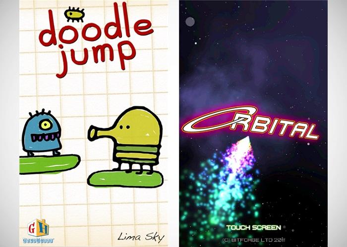 Doodle Jump y Orbital