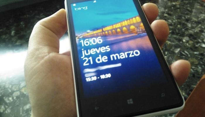 Imagen destacada del Nokia Lumia 820
