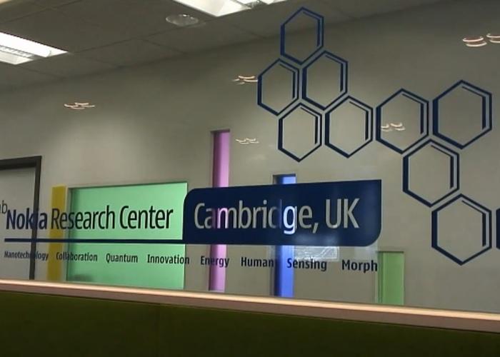 Centro de Investigación de Nokia en Cambridge (Reino Unido)