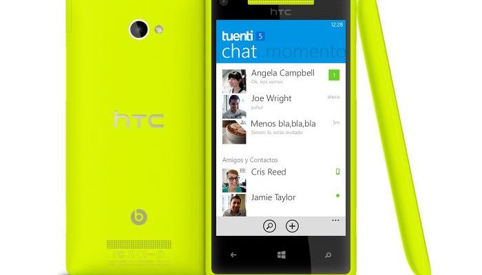 Aplicación oficial de Tuenti para Windows Phone