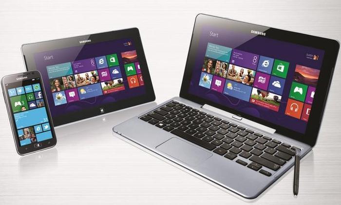 Windows 8, Windows RT y Windows Phone 8