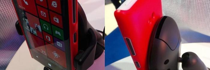 Lumia 720 Cargador coche
