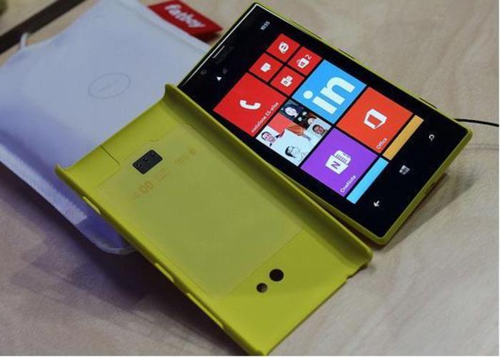 Nokia Lumia 720 Carcasa