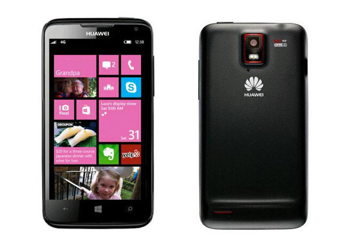 Posible Huawei Ascend W2