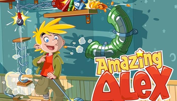 Logo de Amazing Alex
