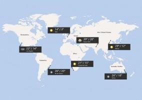 Clima en el mundo