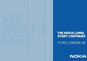 Evento Lumia - 14 de mayo