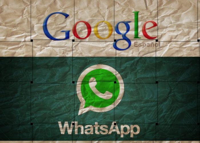 Google - WhatsApp
