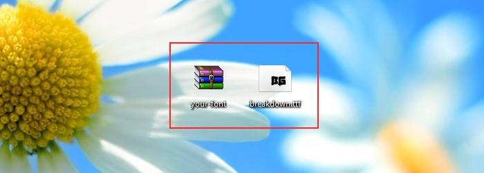 Iconos de descarga