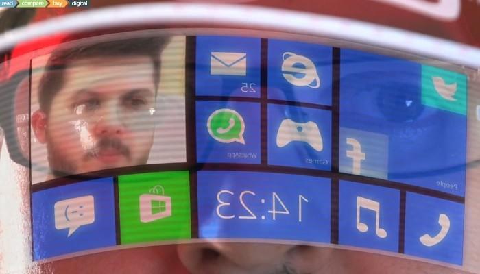 Nokia Seidhr con interfaz Metro