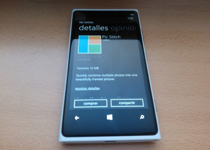 Pic Stitch para Windows Phone