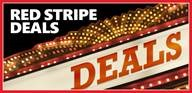 Descuentos de Red Stripe Deals