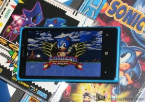Sonic CD para Windows Phone
