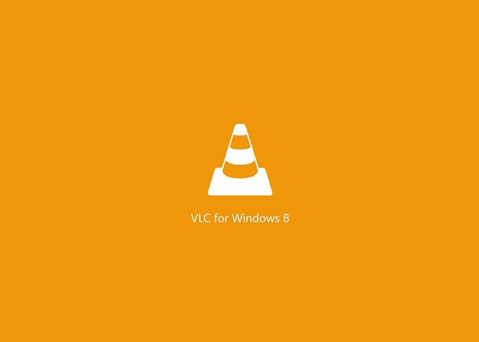 Logo de VLC para Windows 8