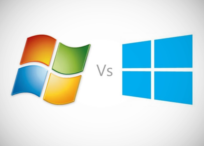 Windows 7 VS Windows 8