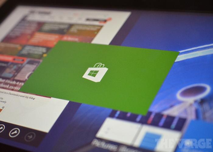 Logo de Windows Store