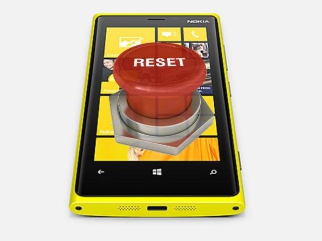 ¿Problemas con tu móvil? Un Hard Reset puede ser la solución