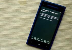 HTC Actualización