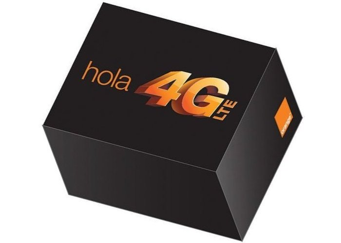 LTE 4G Orange